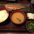 【西新宿ランチ】「白銀屋」でほっけの定食。西新宿で焼魚ならココ!