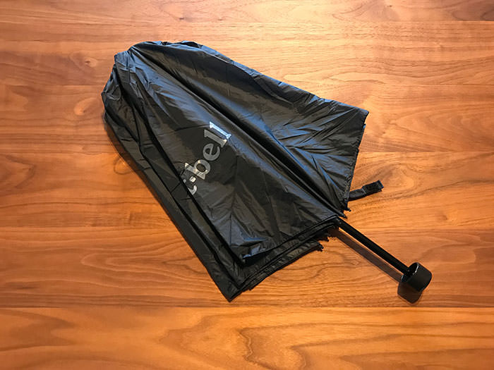 折り畳み 傘 モンベル